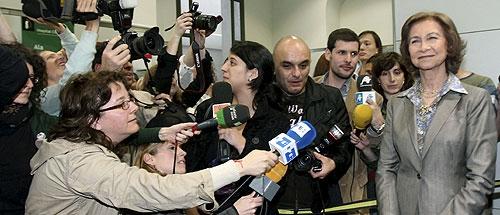 El Rey entró en una clínica <i>vip</i> del Clínic de Barcelona denunciada a inspección de trabajo.
